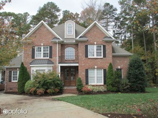 4 Bedrooms 3 Bathrooms House for rent at 4319 Russling Leaf Lane in Raleigh, NC