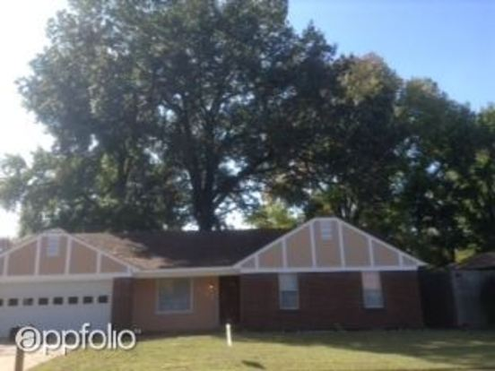 3 Bedrooms 2 Bathrooms House for rent at 7143 Tulip Trail Dr in Memphis, TN