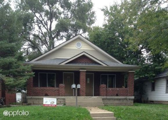 2 Bedrooms 1 Bathroom Apartment for rent at 833 N Grant Ave in Indianapolis, IN