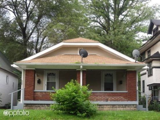 1 Bedroom 1 Bathroom Apartment for rent at 1137 39 W 35 Th St in Indianapolis, IN