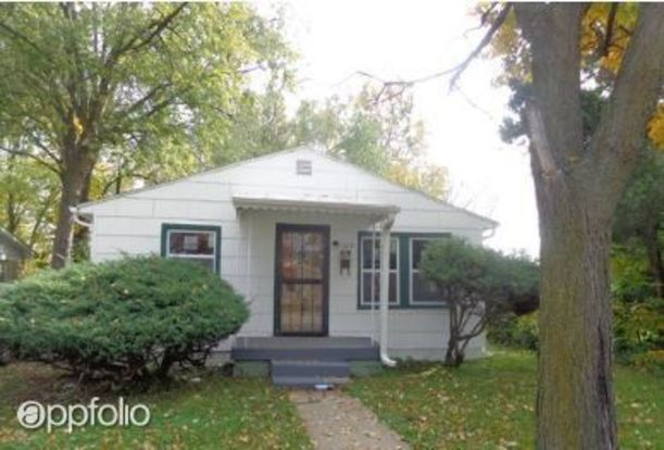 3 Bedrooms 1 Bathroom House for rent at 2731 N. Keystone in Indianapolis, IN