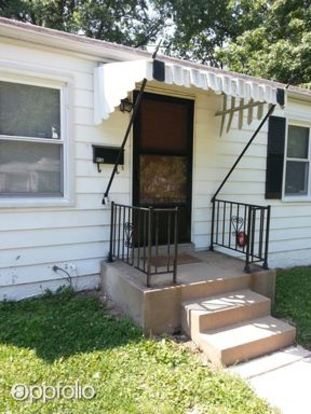 3 Bedrooms 1 Bathroom House for rent at 1226 Nectar in St Louis, MO