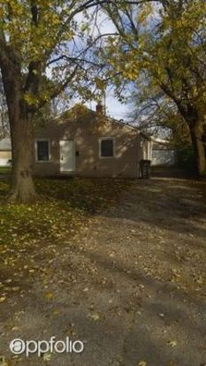 2 Bedrooms 1 Bathroom House for rent at 1713 Kildare Ave. in Indianapolis, IN