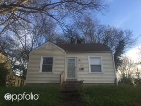 3 Bedrooms 1 Bathroom House for rent at 2407 Eden Street in Nashville, TN