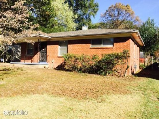 3 Bedrooms 1 Bathroom House for rent at 1390 Whitewater Rd in Memphis, TN
