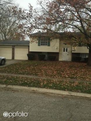 4 Bedrooms 2 Bathrooms House for rent at 11432 Mutz Circle in Indianapolis, IN