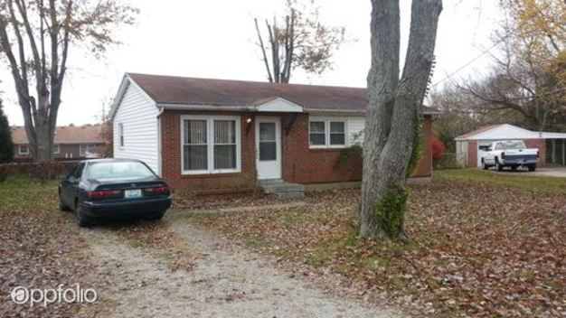 3 Bedrooms 1 Bathroom House for rent at 6103 Dobson Ct. in Louisville, KY