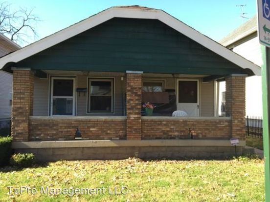 1 Bedroom 1 Bathroom Apartment for rent at 2418 Guilford St. in Indianapolis, IN