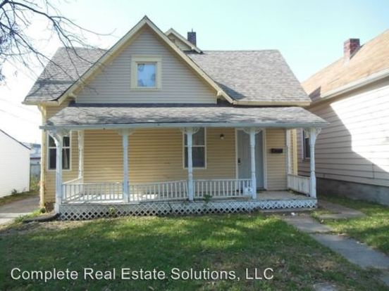 2 Bedrooms 2 Bathrooms House for rent at 1210 Dawson St. in Indianapolis, IN