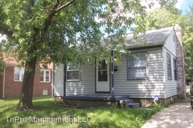 2 Bedrooms 1 Bathroom House for rent at 202 N. Forest Ave in Indianapolis, IN