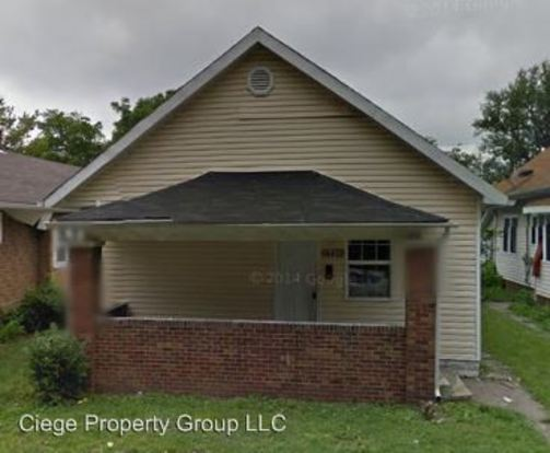 2 Bedrooms 1 Bathroom House for rent at 642 N. Oxford St. in Indianapolis, IN