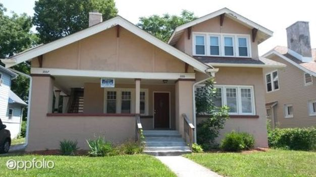 2 Bedrooms 1 Bathroom Apartment for rent at 3557 Evergreen Avenue in Indianapolis, IN