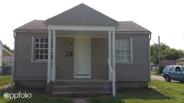 2 Bedrooms 1 Bathroom House for rent at 2580 Pontiac St in Columbus, OH
