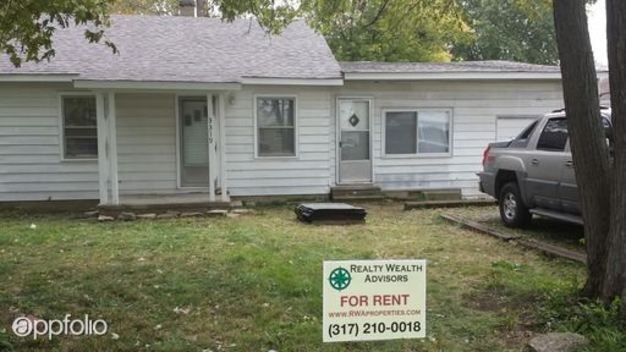 3 Bedrooms 2 Bathrooms House for rent at 3319 Olive St. in Indianapolis, IN