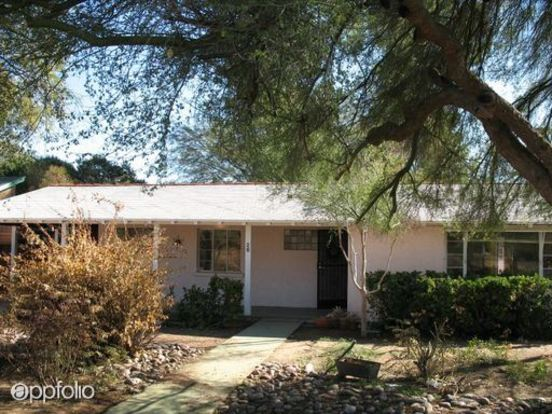 2 Bedrooms 1 Bathroom House for rent at 26 N. Irving Ave. in Tucson, AZ