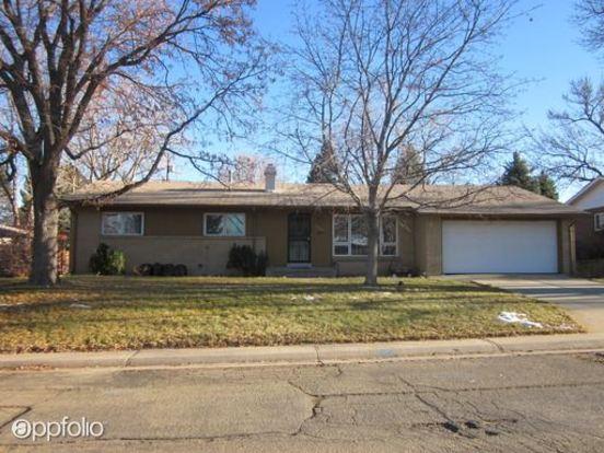 4 Bedrooms 3 Bathrooms House for rent at 3680 S. Glencoe Street in Denver, CO