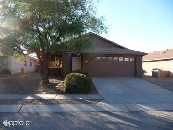 3 Bedrooms 2 Bathrooms House for rent at 2516 S Krissy Ave in Tucson, AZ
