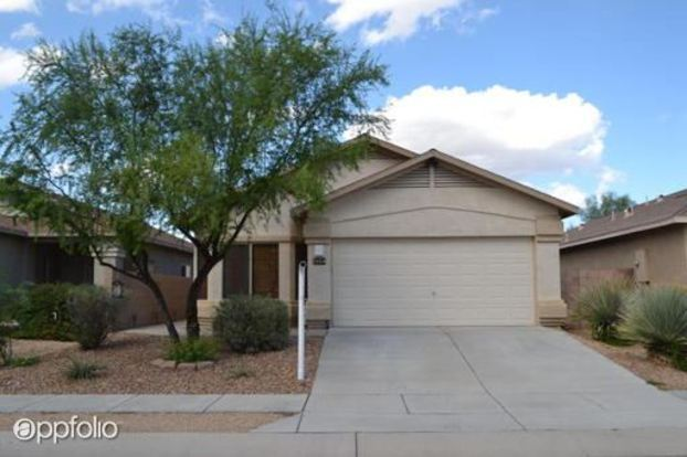 3 Bedrooms 2 Bathrooms House for rent at 2454 W. Rau River Rd. in Tucson, AZ