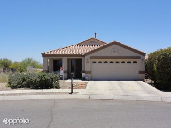 4 Bedrooms 2 Bathrooms House for rent at 10498 E. Rose Hill in Tucson, AZ