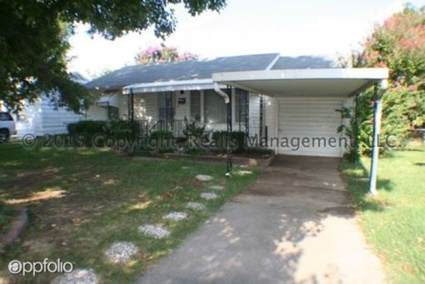 2 Bedrooms 1 Bathroom House for rent at 1120 N. Canton in Tulsa, OK