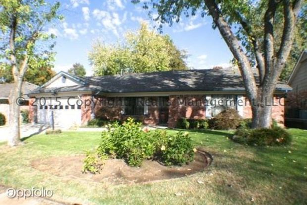 3 Bedrooms 2 Bathrooms House for rent at 7051 East 71st Ct in Tulsa, OK