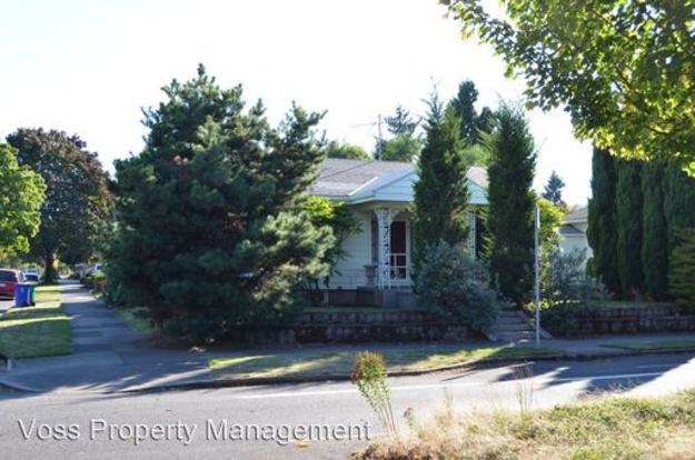 2 Bedrooms 1 Bathroom House for rent at 7806 N Smith St. in Portland, OR
