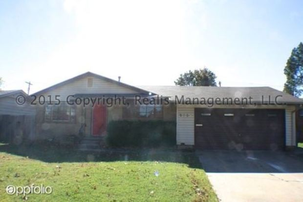 3 Bedrooms 1 Bathroom House for rent at 5728 East 25th Place in Tulsa, OK
