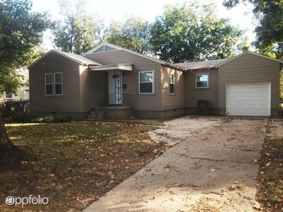 2 Bedrooms 1 Bathroom House for rent at 32 E 53rd St in Tulsa, OK