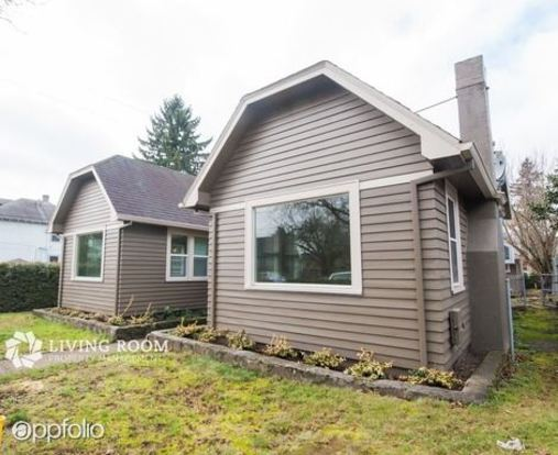 2 Bedrooms 1 Bathroom Apartment for rent at 4307/09 N Kerby Ave in Portland, OR