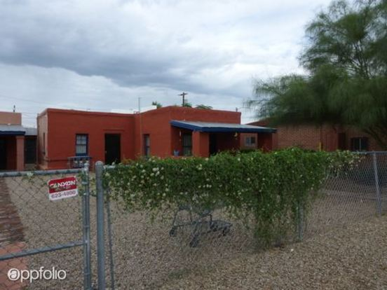 1 Bedroom 1 Bathroom Apartment for rent at 447 E. 35th St. in Tucson, AZ