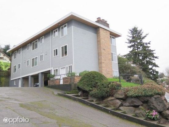 2 Bedrooms 1 Bathroom Apartment for rent at 2272 Gilman Dr. W in Seattle, WA