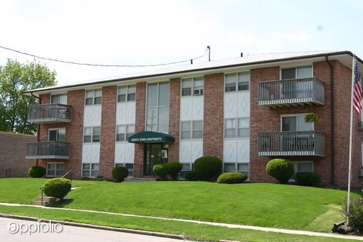 1 Bedroom 1 Bathroom Apartment for rent at Northtown Apartments 3808 6th Avenue in Des Moines, IA