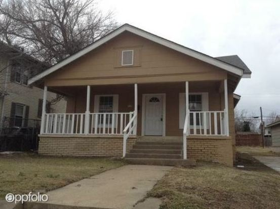 4 Bedrooms 1 Bathroom House for rent at 1138 N Main St in Tulsa, OK