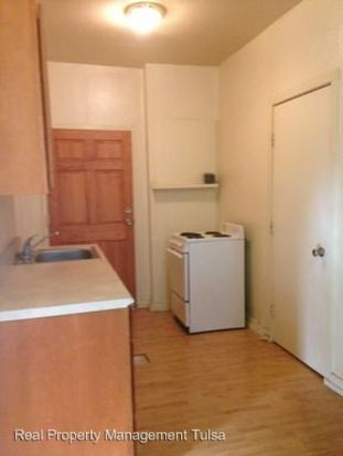 Studio 1 Bathroom House for rent at 1338 E. 1st Ave in Tulsa, OK