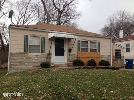 2 Bedrooms 1 Bathroom House for rent at 433 Plaza Avenue in St Louis, MO