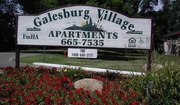 Galesburg Village Apartments Apartment for rent in Galesburg, MI