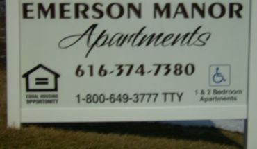 Similar Apartment at Emerson Manor