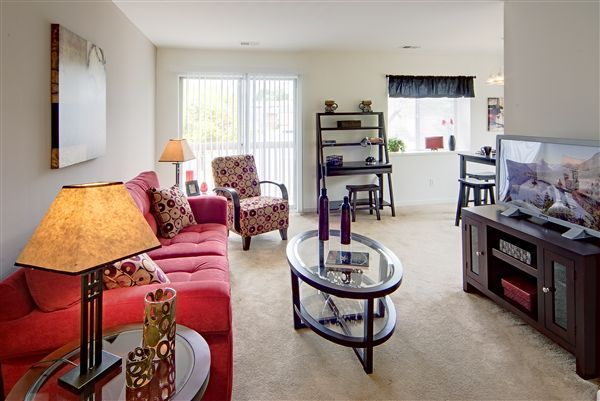 2 Bedrooms 1 Bathroom Apartment for rent at International Village in Indianapolis, IN