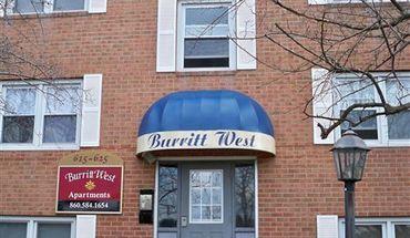 The Burritt West Apartments