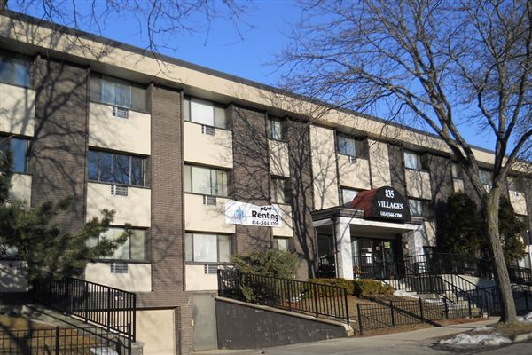 1 Bedroom 1 Bathroom Apartment for rent at 835 n 23rd street in Milwaukee, WI