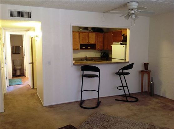 1 Bedroom 1 Bathroom Apartment for rent at Monterey Gardens Apts in Tucson, AZ