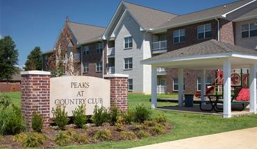 The Peaks At Country Club Apartment for rent in North Little Rock, AR