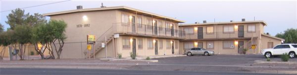 2 Bedrooms 1 Bathroom Apartment for rent at Eastern  Light  Apts. in Tucson, AZ