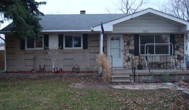 Similar Apartment at 0045: 14451 Leonard Ave   3 Bedroom W/2 1/2 Car Garage