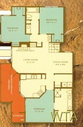 3 Bedrooms 2 Bathrooms Apartment for rent at 12345 Alameda Trace Cir in Austin, TX
