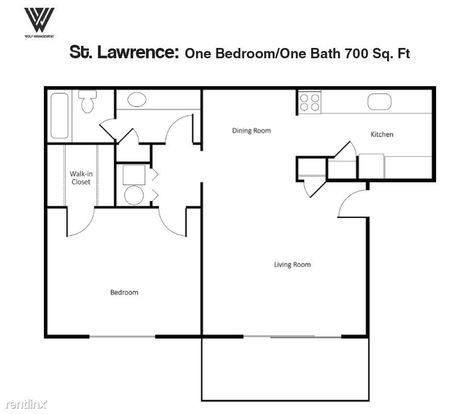 1 Bedroom 1 Bathroom House for rent at Silver Oak Apartments in Clarkston, GA