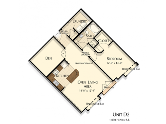 1 Bedroom 1 Bathroom Apartment for rent at Oberlin Court Apartments in Raleigh, NC