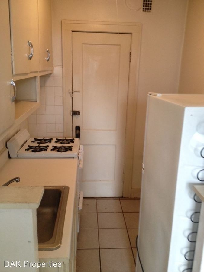 1 Bedroom 1 Bathroom Apartment for rent at 1709 E Park Pl in Milwaukee, WI