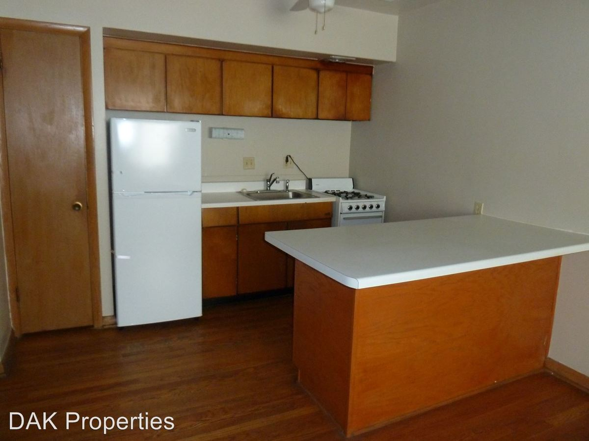 1 Bedroom 1 Bathroom Apartment for rent at 1112 E. Knapp Street in Milwaukee, WI