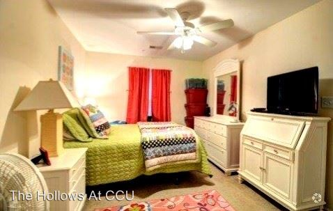 1 Bedroom 1 Bathroom House For Rent At The Hollows At Ccu 321 Patriots  Hollow Way
